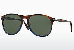 Ophthalmics Persol PO9649S 102258 - Brown, Havanna