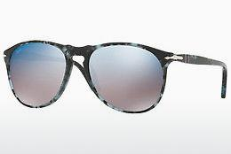 Ophthalmics Persol PO9649S 1062O4 - Blue, Brown, Havanna, Grey