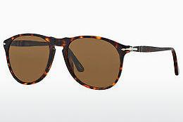 Ophthalmics Persol PO9649S 24/57 - Brown, Havanna