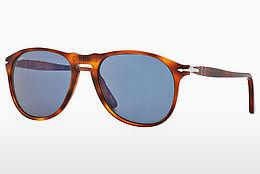 Ophthalmics Persol PO9649S 96/56 - Brown, Havanna
