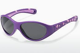 Ophthalmics Polaroid Kids P0401 0Q9/Y2 - Purple, Pink