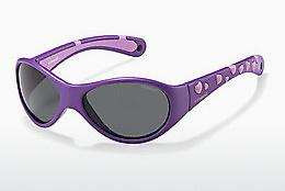 Ophthalmics Polaroid Kids P0402 0Q9/Y2 - Purple, Pink