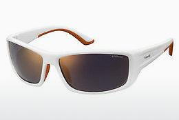 Ophthalmics Polaroid Sports PLD 7011/S IXN/OZ - White, Orange