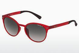 Ophthalmics Police SK045 6F5P - Red, Transparent, Grey