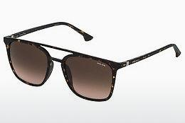 Ophthalmics Police SPL366 0978 - Brown, Havanna