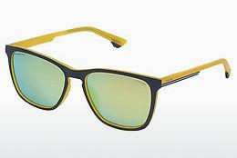 Ophthalmics Police SPL573 9DZG - Grey, Yellow