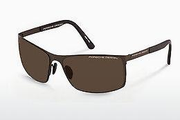 Ophthalmics Porsche Design P8566 D - Brown