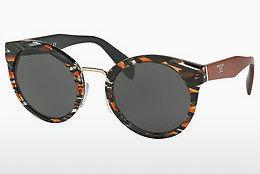Ophthalmics Prada PR 05TS VAN9K1 - Orange, Multi-coloured