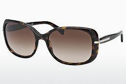 Ophthalmics Prada PR 08OS 2AU6S1 - Brown, Havanna