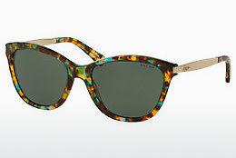 Ophthalmics Ralph RA5201 145671 - Green, Brown, Havanna, Gold