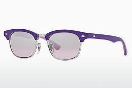 Ophthalmics Ray-Ban Junior Junior Clubmaster (RJ9050S 179/7E) - Purple