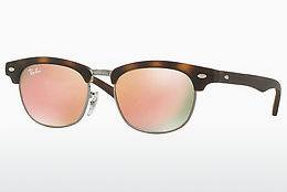 Ophthalmics Ray-Ban Junior Junior Clubmaster (RJ9050S 70182Y) - Brown, Havanna