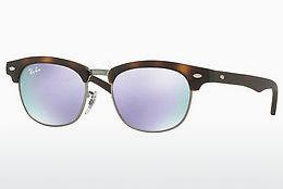 Ophthalmics Ray-Ban Junior Junior Clubmaster (RJ9050S 70184V) - Brown, Havanna