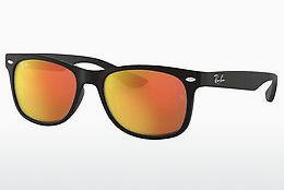 Ophthalmics Ray-Ban Junior Junior New Wayfarer (RJ9052S 100S6Q) - Black