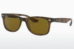 Ophthalmics Ray-Ban Junior Junior New Wayfarer (RJ9052S 152/3) - Brown, Havanna