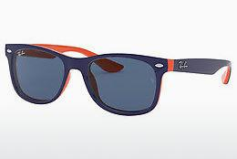 Ophthalmics Ray-Ban Junior Junior New Wayfarer (RJ9052S 178/80) - Blue