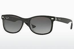 Ophthalmics Ray-Ban Junior Junior New Wayfarer (RJ9052S 702211) - Black, Transparent