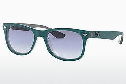 Ophthalmics Ray-Ban Junior Junior New Wayfarer (RJ9052S 703419) - Grey, Blue, Green