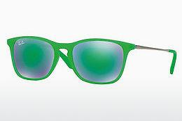 Ophthalmics Ray-Ban Junior RJ9061S 70073R - Green