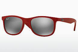 Ophthalmics Ray-Ban Junior RJ9062S 70156G - Red