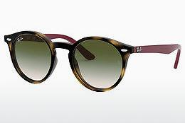Ophthalmics Ray-Ban Junior RJ9064S 70442C - Brown, Havanna