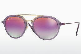 Ophthalmics Ray-Ban Junior RJ9065S 7036A9 - Transparent, Purple