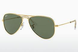 Ophthalmics Ray-Ban Junior Junior Aviator (RJ9506S 223/71) - Gold