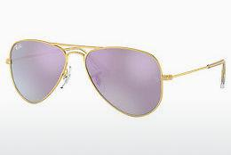 Ophthalmics Ray-Ban Junior Junior Aviator (RJ9506S 249/4V) - Gold