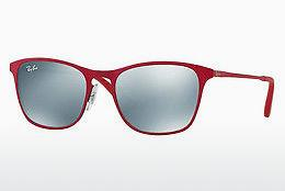 Ophthalmics Ray-Ban Junior RJ9539S 256/30 - Red