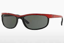Ophthalmics Ray-Ban PREDATOR 2 (RB2027 6300) - Red, Black