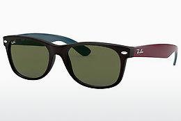 Ophthalmics Ray-Ban NEW WAYFARER (RB2132 6182) - Black