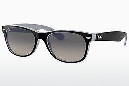 Ophthalmics Ray-Ban NEW WAYFARER (RB2132 630971) - Black, Blue