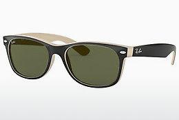 Ophthalmics Ray-Ban NEW WAYFARER (RB2132 875) - Black