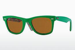 Ophthalmics Ray-Ban WAYFARER (RB2140 1140) - Green, Patterned