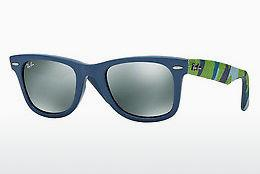 Ophthalmics Ray-Ban WAYFARER (RB2140 606140) - Blue