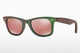 Ophthalmics Ray-Ban WAYFARER (RB2140 6109Z2) - Grey, Green