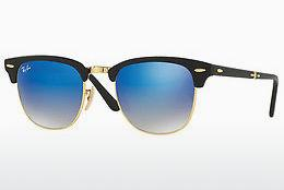 Ophthalmics Ray-Ban CLUBMASTER FOLDING (RB2176 901S7Q) - Black
