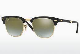 Ophthalmics Ray-Ban CLUBMASTER FOLDING (RB2176 901S9J) - Black