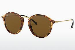 Ophthalmics Ray-Ban Round/classic (RB2447 1160) - Brown, Havanna