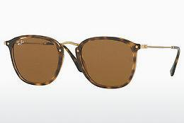 Ophthalmics Ray-Ban RB2448N 710 - Brown, Havanna