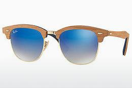 Ophthalmics Ray-Ban CLUBMASTER (M) (RB3016M 11807Q) - Gold