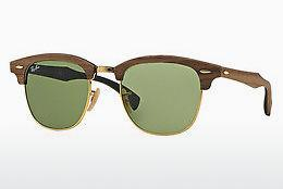 Ophthalmics Ray-Ban CLUBMASTER (M) (RB3016M 11824E) - Brown