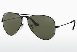 Ophthalmics Ray-Ban AVIATOR LARGE METAL (RB3025 002/58) - Black