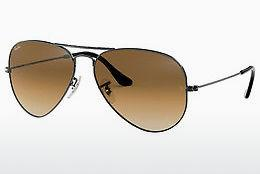 Ophthalmics Ray-Ban AVIATOR LARGE METAL (RB3025 004/51) - Grey
