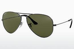 Ophthalmics Ray-Ban AVIATOR LARGE METAL (RB3025 004/58) - Grey