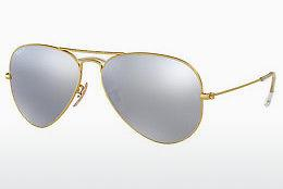 Ophthalmics Ray-Ban AVIATOR LARGE METAL (RB3025 112/W3) - Gold