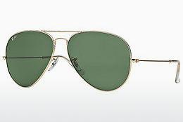 Ophthalmics Ray-Ban AVIATOR LARGE METAL II (RB3026 L2846) - Gold
