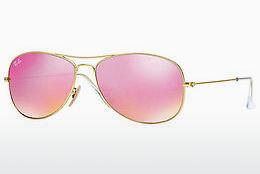 Ophthalmics Ray-Ban COCKPIT (RB3362 112/4T) - Gold