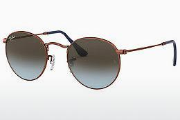 Ophthalmics Ray-Ban ROUND METAL (RB3447 900396) - Brown
