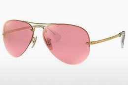 Ophthalmics Ray-Ban RB3449 001/E4 - Gold